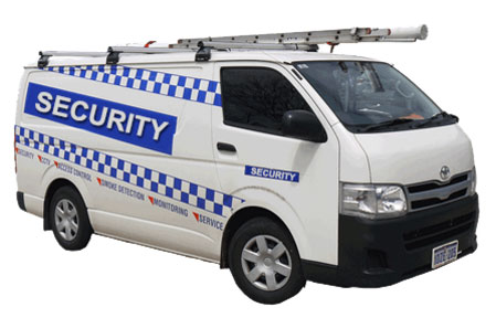 security-van