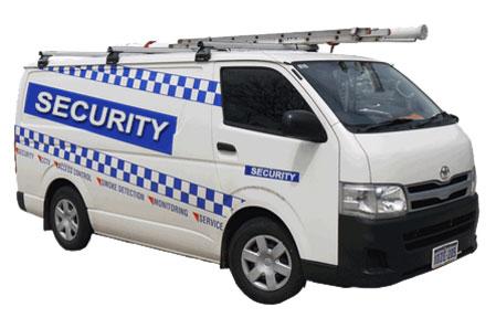 security-van